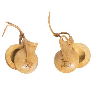 castanuelas pirograbas