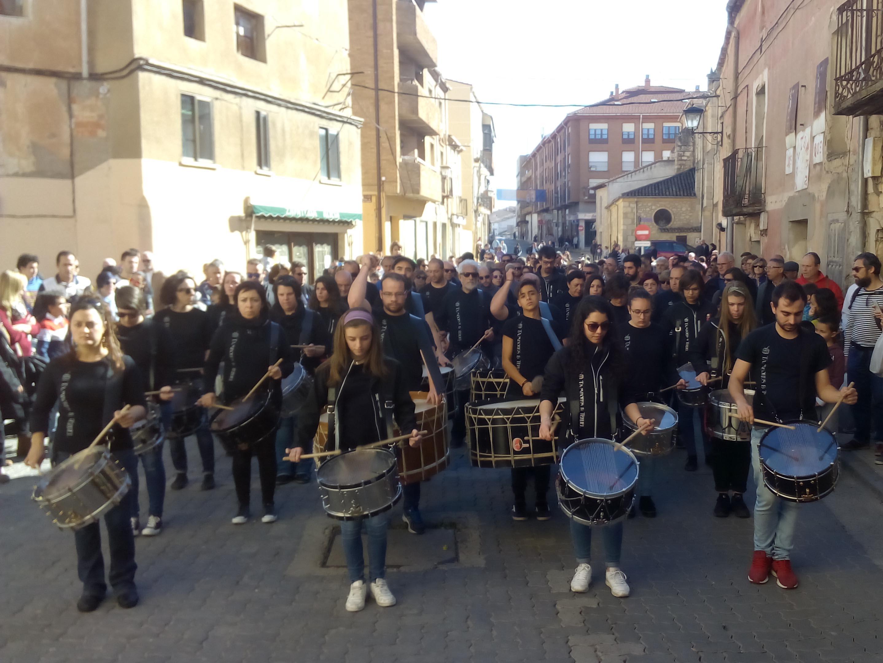 tambores Teruel