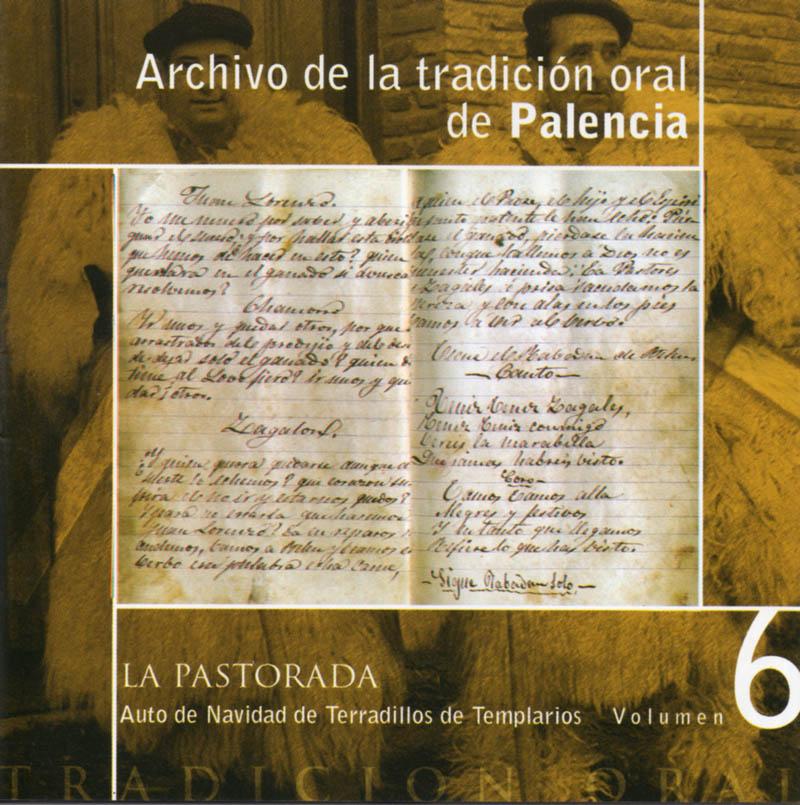 archivo tradicion oral palencia 6 pastorada