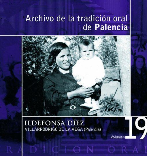 archivo tradicion palencia ildefonsa diez