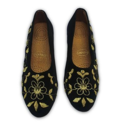 zapato-charra-terciopelo-negro-bordado-oro