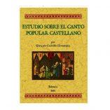 estudio canto popular castellano
