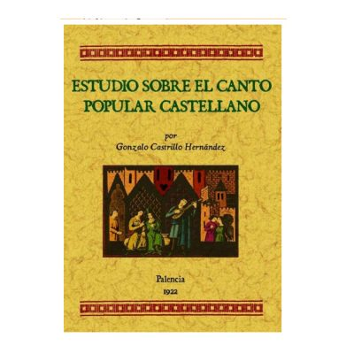 estudio canto popular castellano
