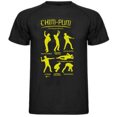 chimpum-chico-negra