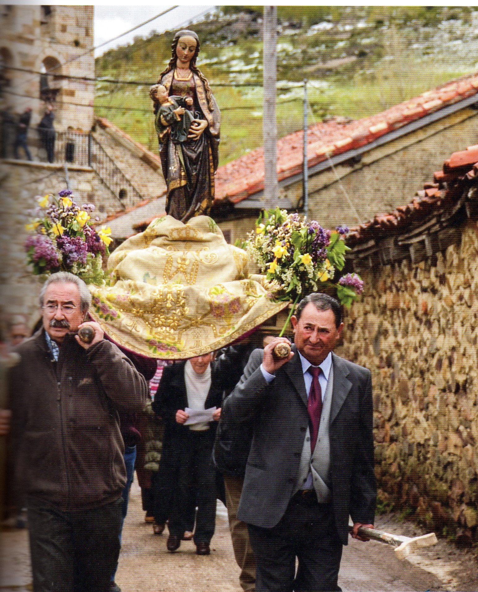 liron Virgen de Viarce