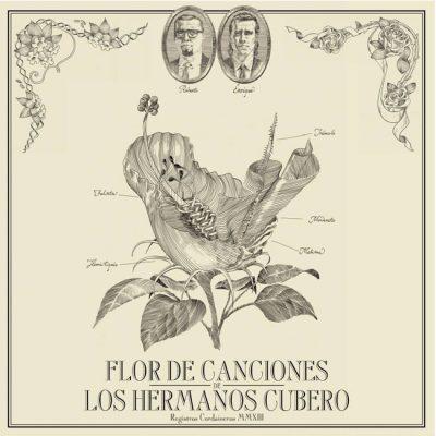 flor de canciones hermanos cubero
