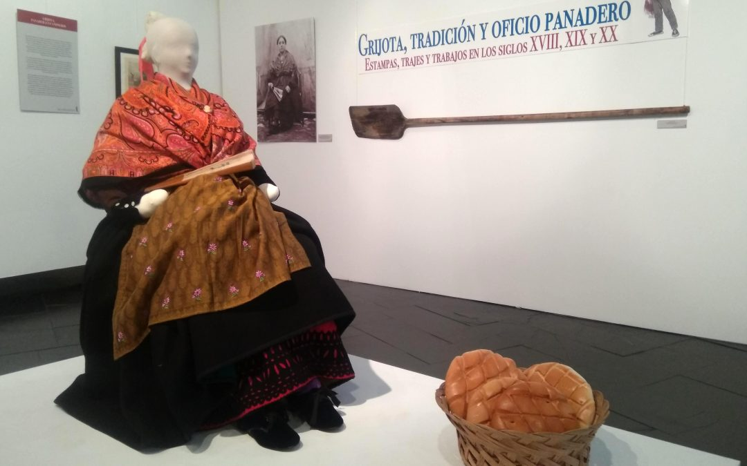 Grijota, tradición y oficio panadero
