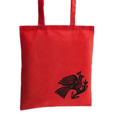 bolsa pajara roja ZEC69