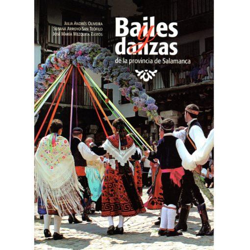 Bailes y danzas Salamanca PLD86