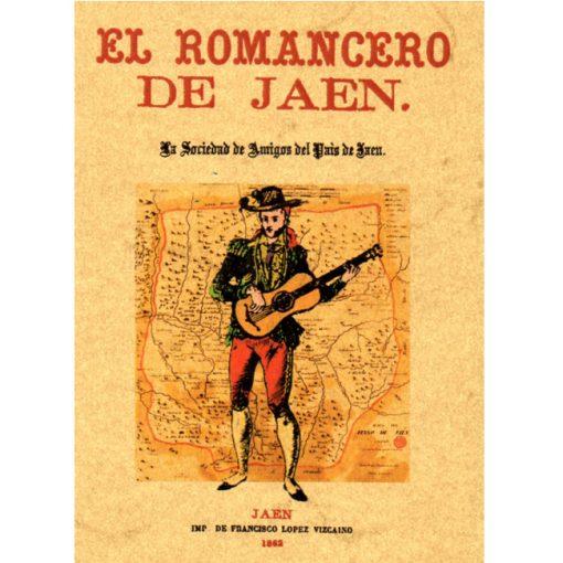 romancero de jaen PMX88