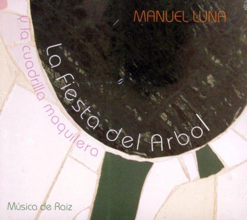 Manuel Luna fiesta del Arbol
