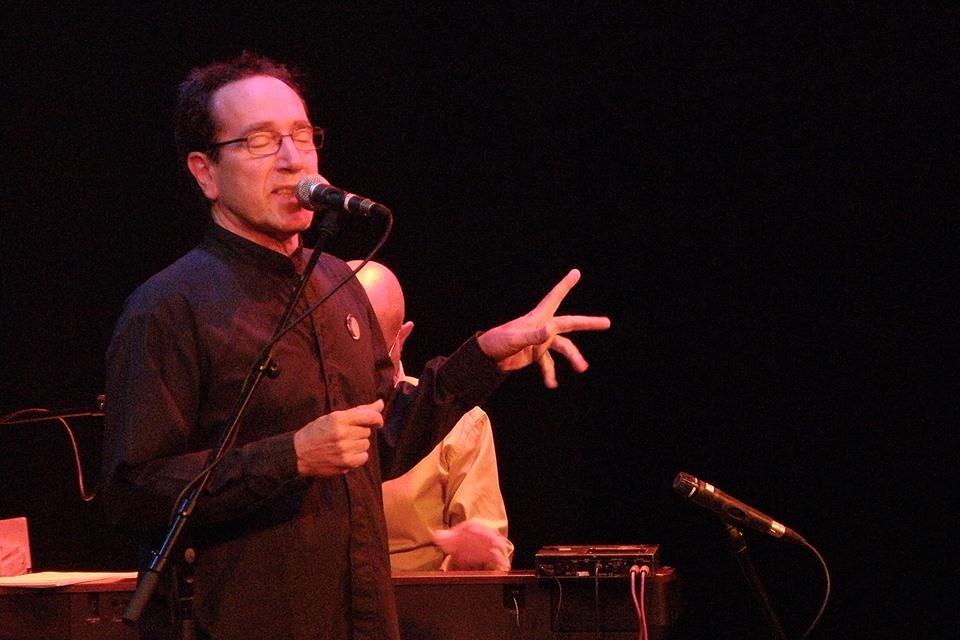 Eliseo Parra, premio de folclore Agapito Marazuela