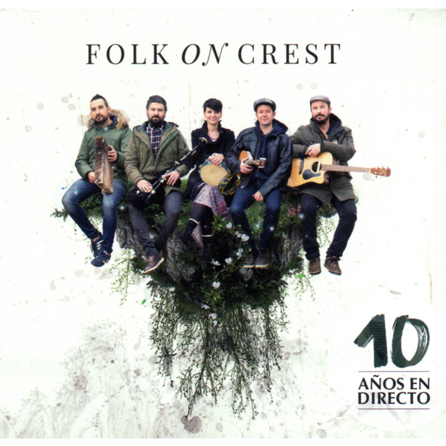folk on crest 10 años