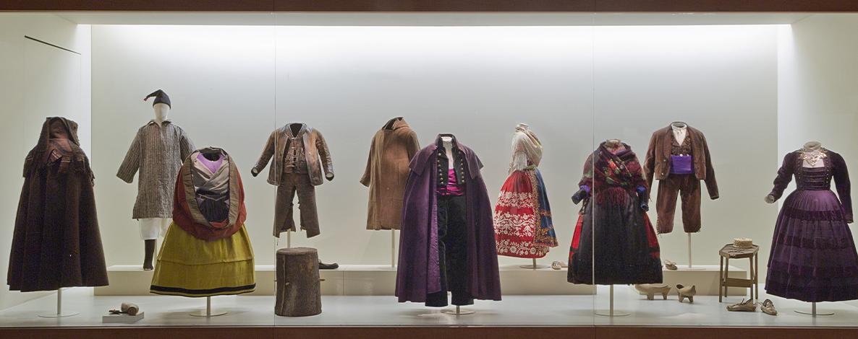 iconos de oficio museo traje