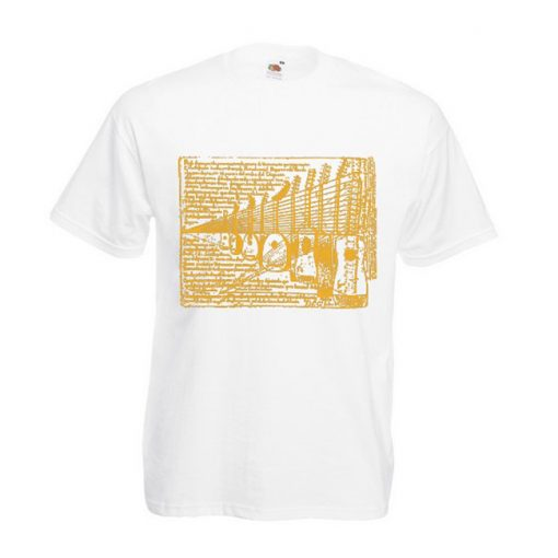 camiseta cuerda ZMZ78