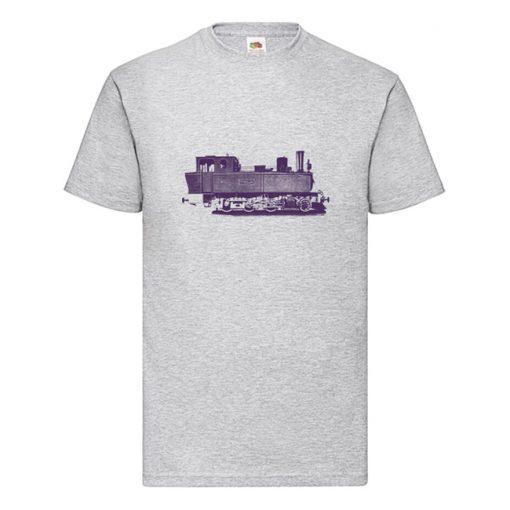 locomotora unisex gris