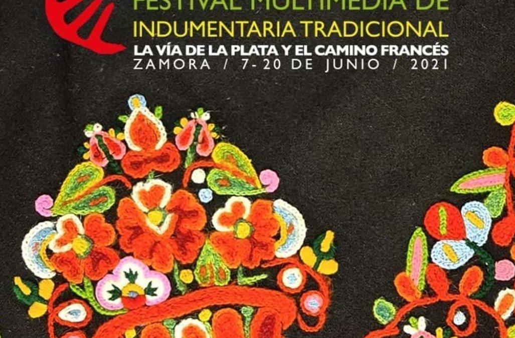 Festival de Indumentaria Tradicional en el Camino de Santiago